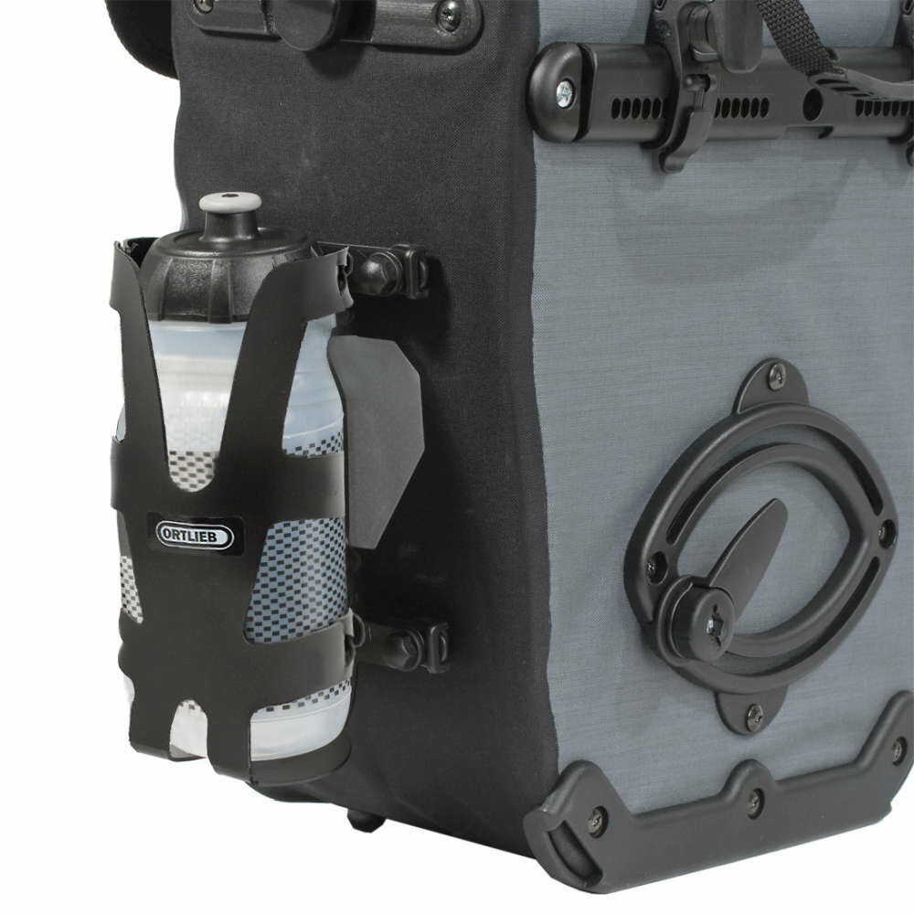 ORTLIEB Bottlecage for bags - black