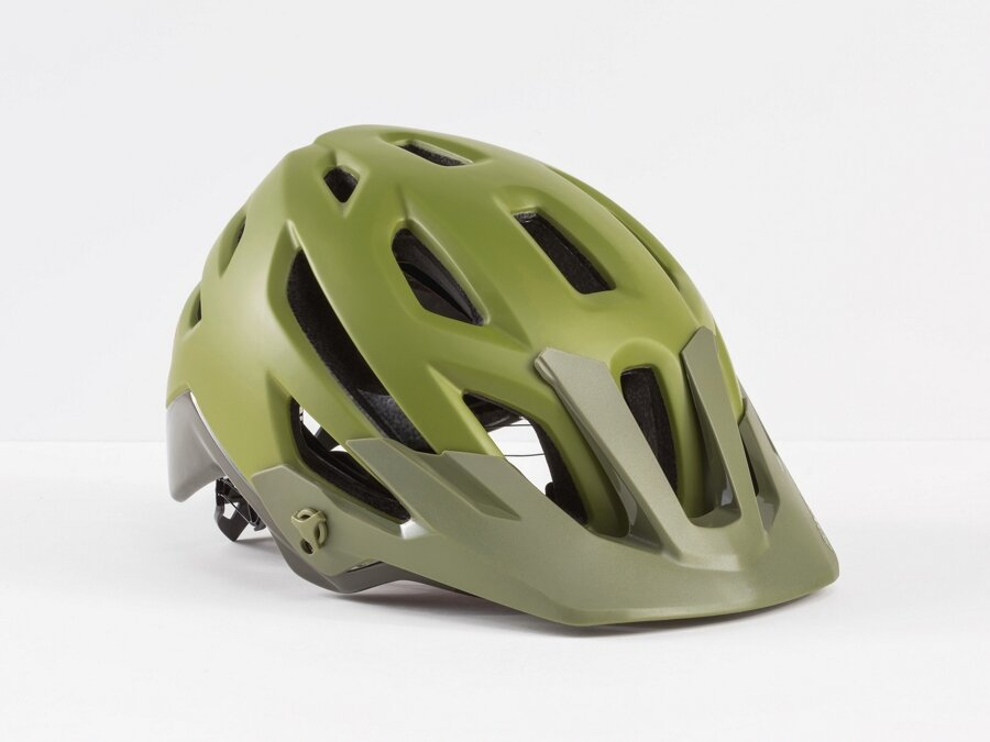 Bontrager Helm Rally MIPS M Olive Green CE