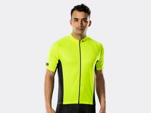 Bontrager Trikot Solstice M Visibility Yellow