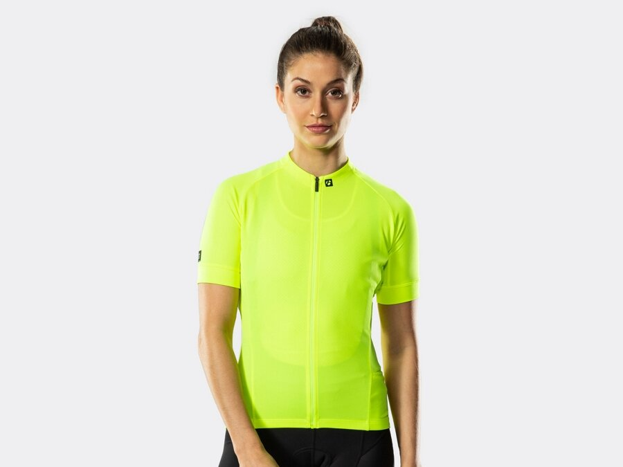 Bontrager Trikot Anara Women's M Radioactive Yellow