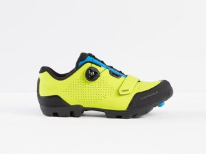 Bontrager Schuh Foray Men 39 Radioactive Yellow/Waterloo BL