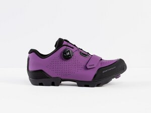 Bontrager Schuh Foray Women's 37 Purple Lotus