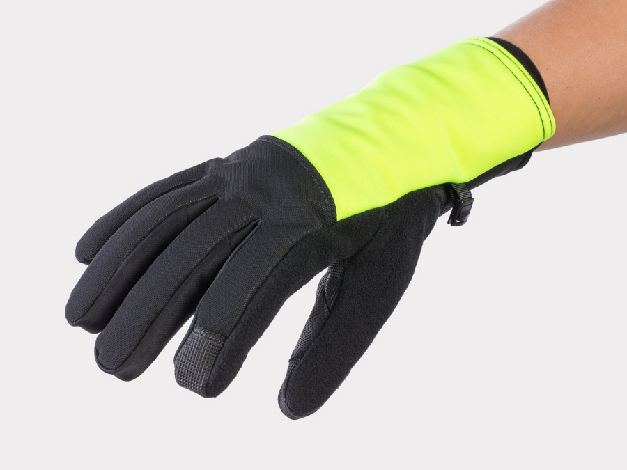 Bontrager Glove Velocis Winter Women SM Radioactive Yellow