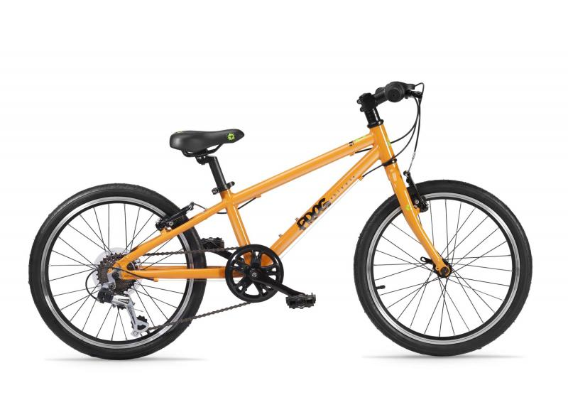 Kinderfahrrad - Frog Bike 52 Orange